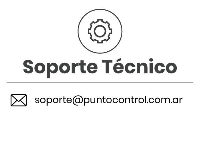 Soporte Técnico Punto Control S.A.