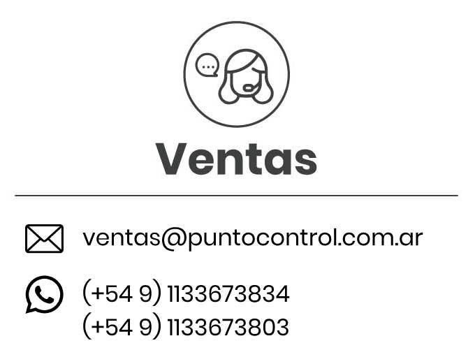 Ventas Punto Control S.A.