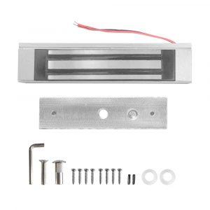 Cerradura Electromagnética CA-EL180 para Control de Acceso