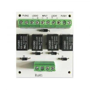 Control De Puertas Exclusa PCB-501