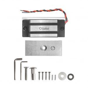 Cerradura Electromagnética CA-EL60 para Control de Acceso
