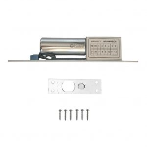 Cerradura Electromagnética CA-BL33