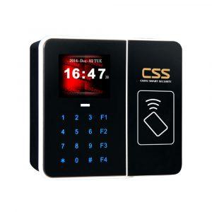 Terminal de control de acceso de seguridad y reconocimiento de huellas dactilares